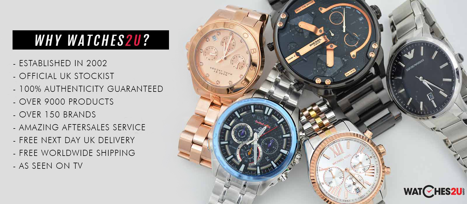 Uk Largest Independent Watch Shop