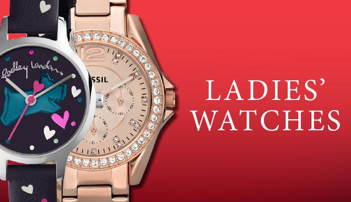 Valentine's Day Ladies' Watches