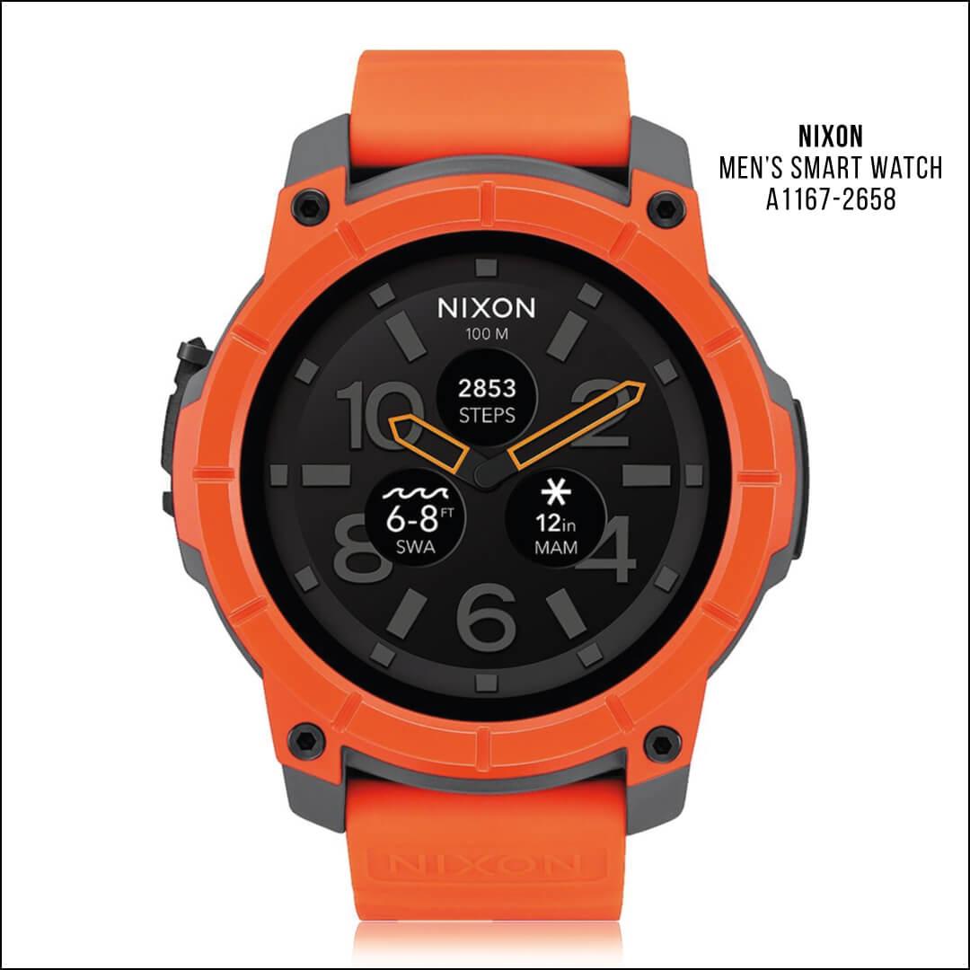 2018 Colour Trends Orange Nixon A1167-2658