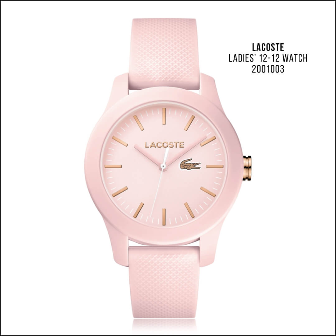 2018 Colour Trends Pink Lacoste 2001003