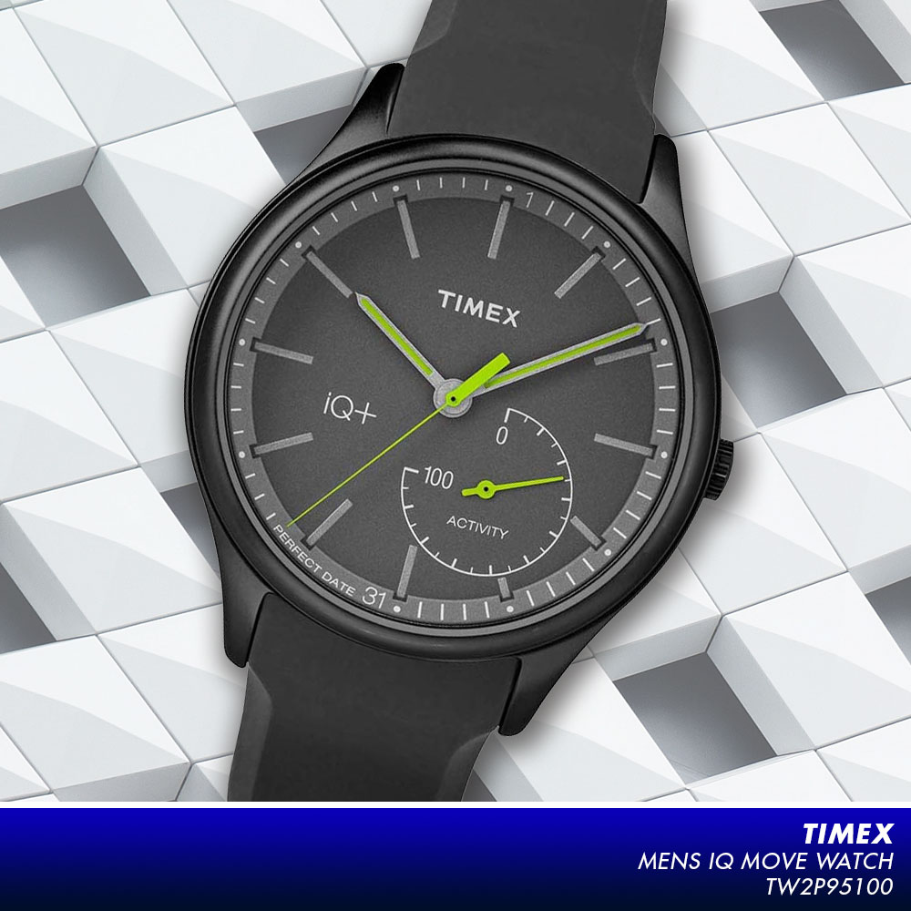 TW2P95100 Timex IQ Move Watch