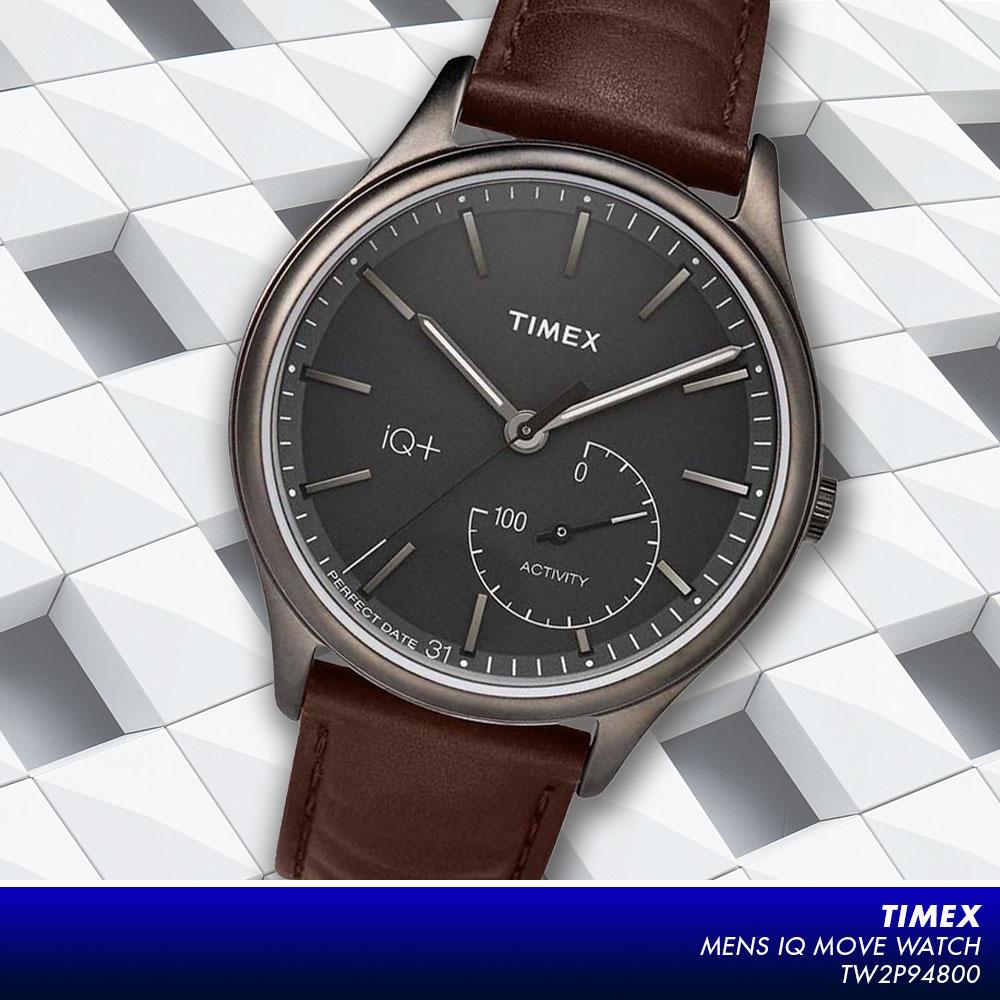 TW2P94800 Timex IQ Move Watch