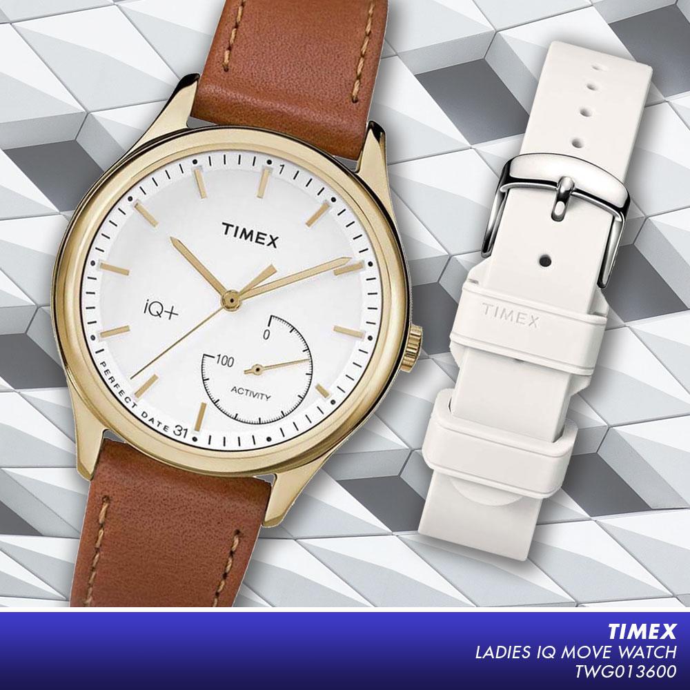 TWG013600 Timex IQ Move Watch