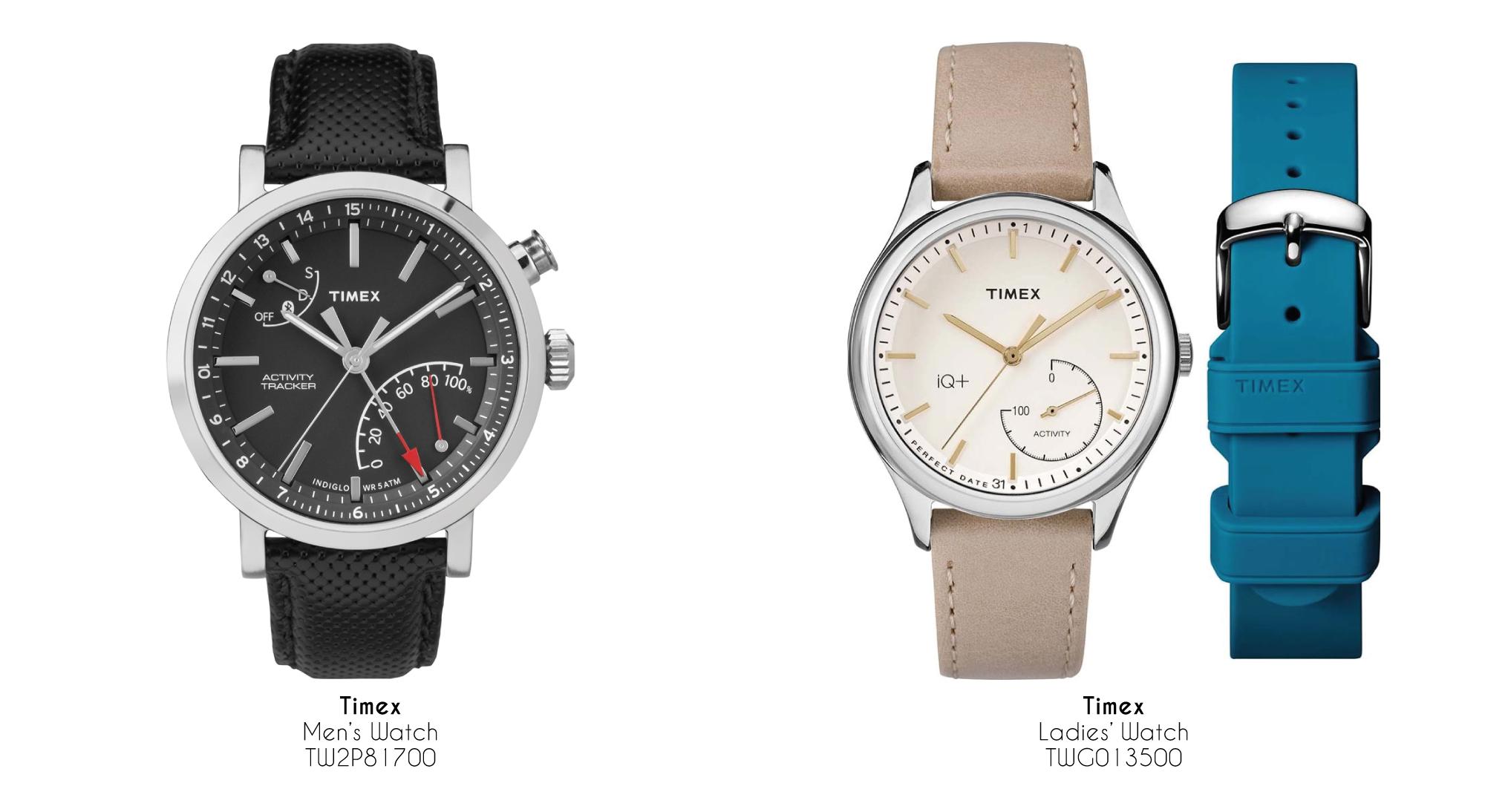 5 Hyrbid Watch Brands Timex