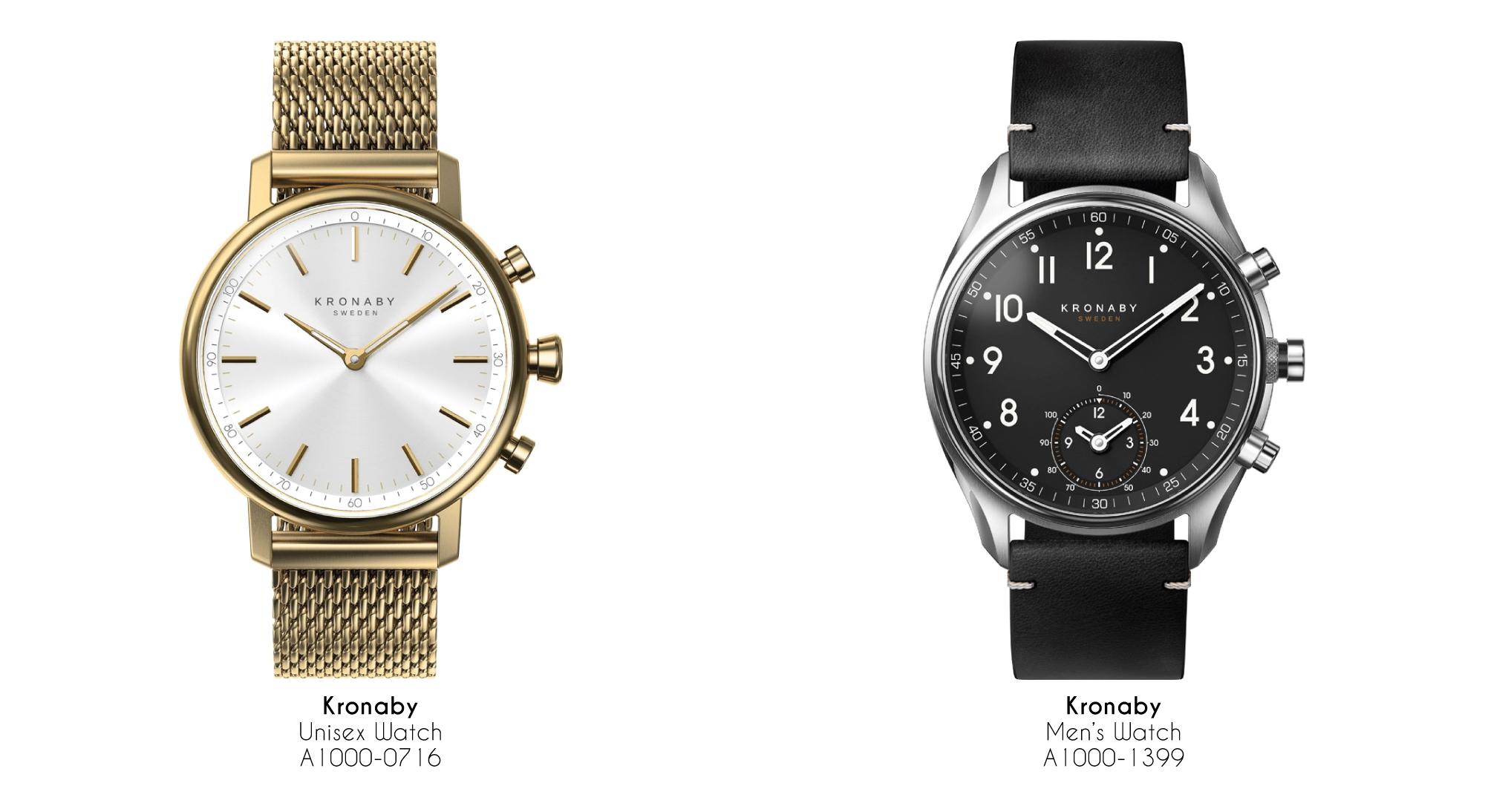 5 Hyrbid Watch Brands Kronaby