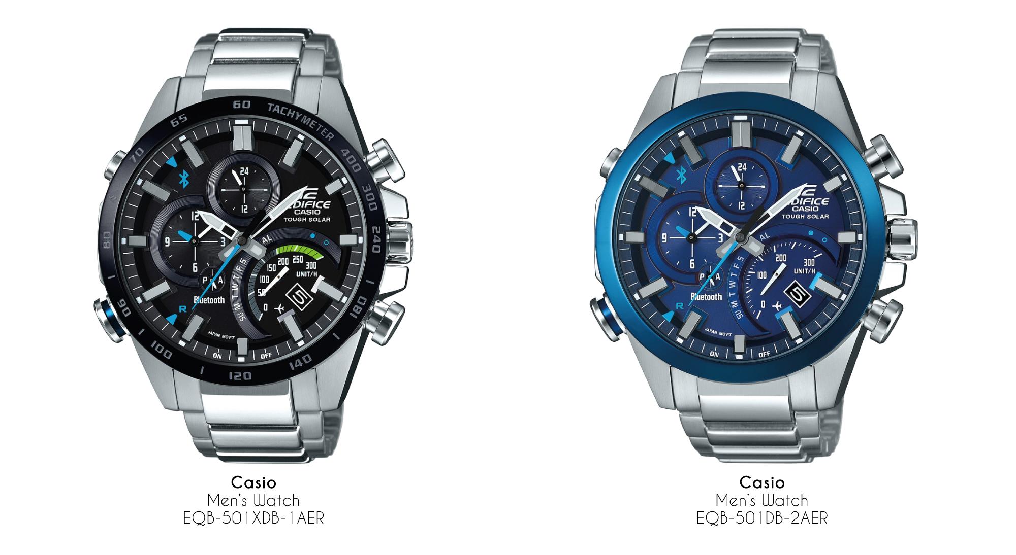 5 Hyrbid Watch Brands Casio