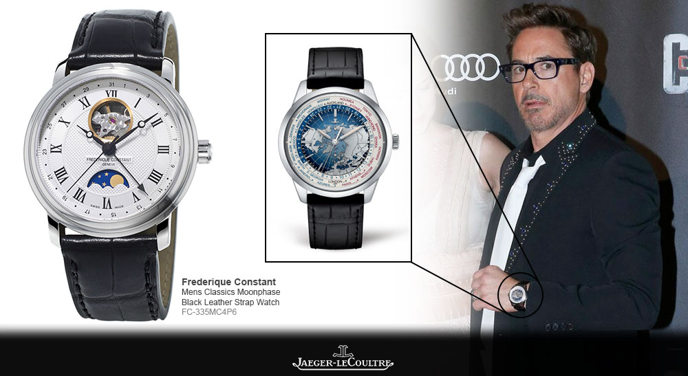 10 celebrity watches without the a list pricetag watches2u for Celebrity watches