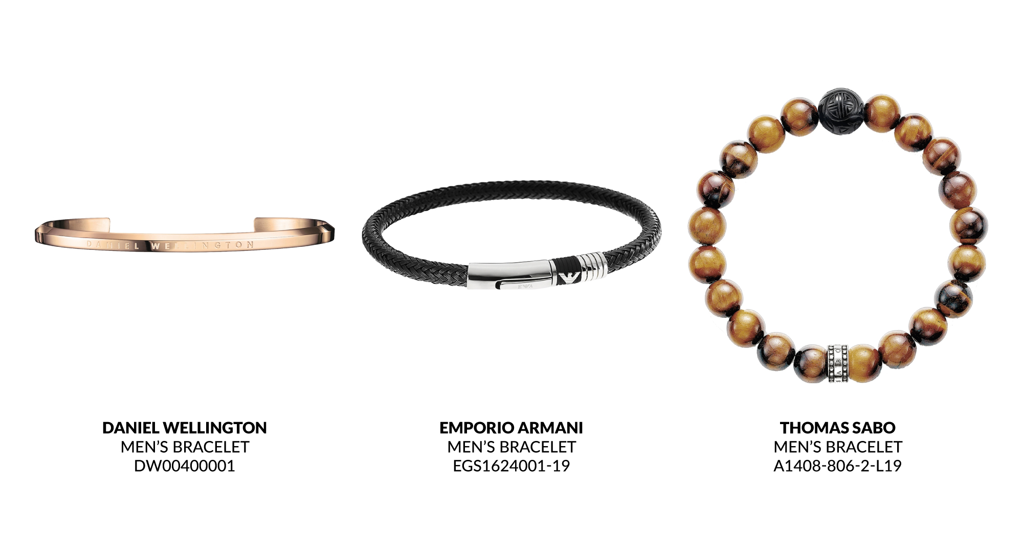 Father's Day Gift Guide Men's Bracelets