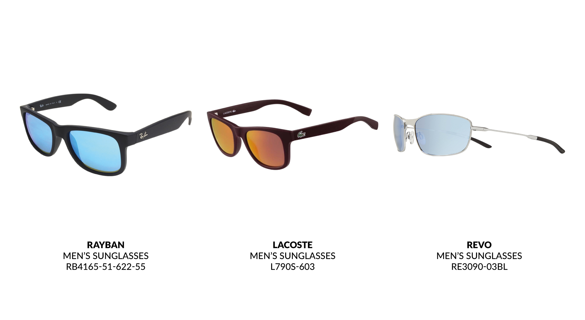 Father's Day Gift Guide Men's Sunglasses