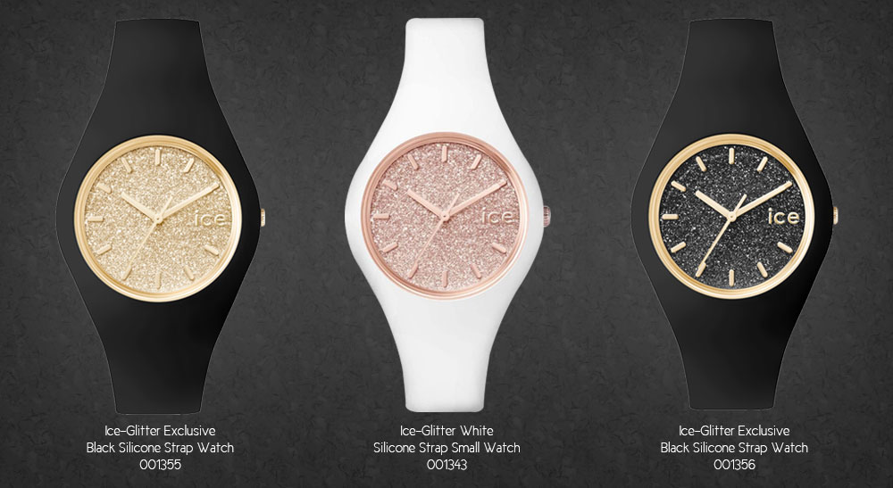 Ice-Watch Glitter Range