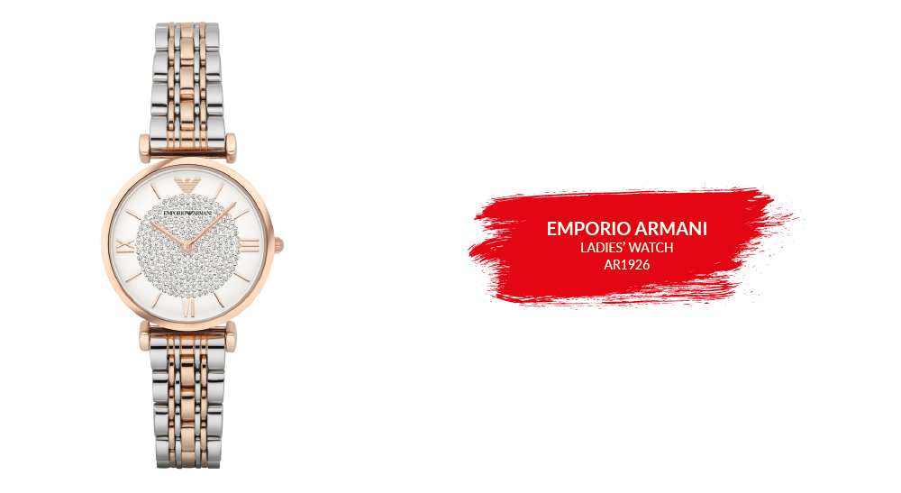 2018 January Sale Emporio Armani AR1926