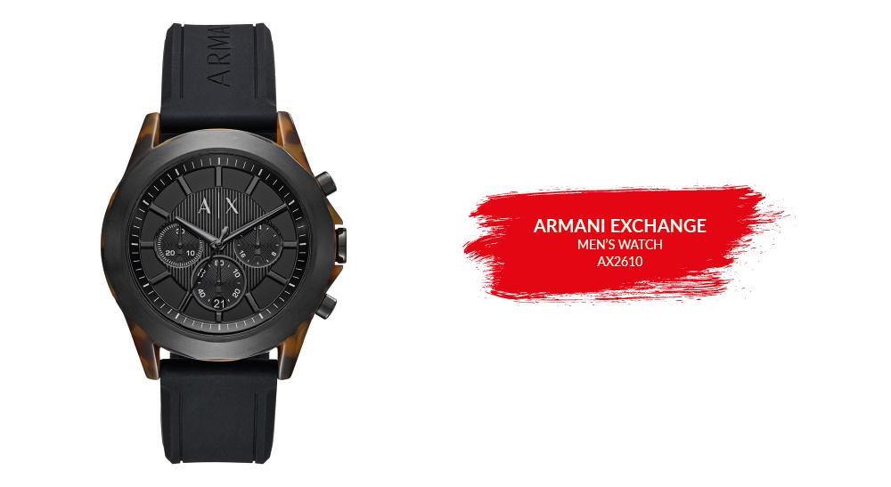 2018 January Sale Armani Exchange AX2610