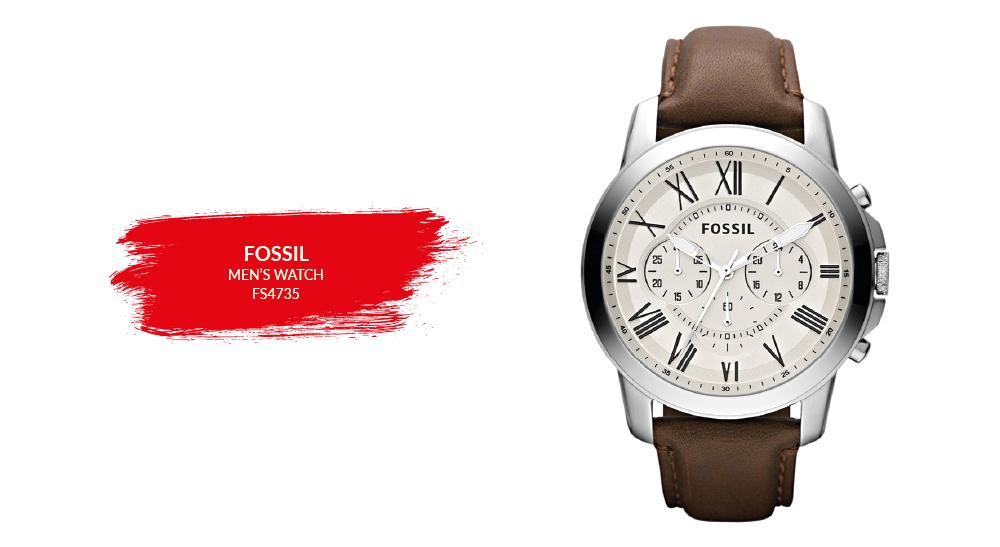 2018 January Sale Fossil FS4735
