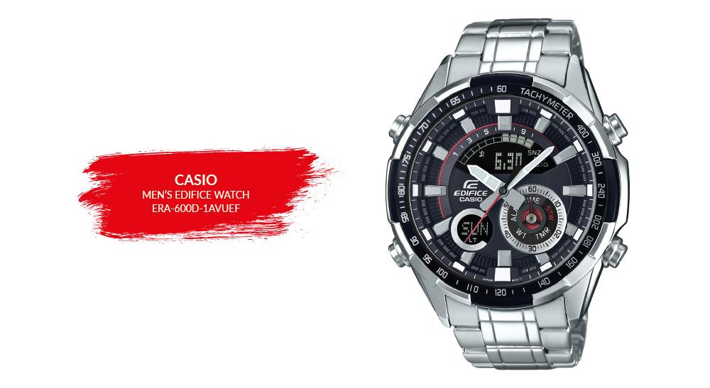 2018 January Sale Casio ERA-600D-1AVUEF