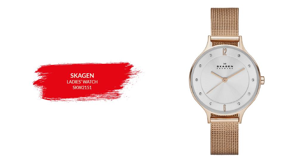 2018 January Sale Skagen SKW2151