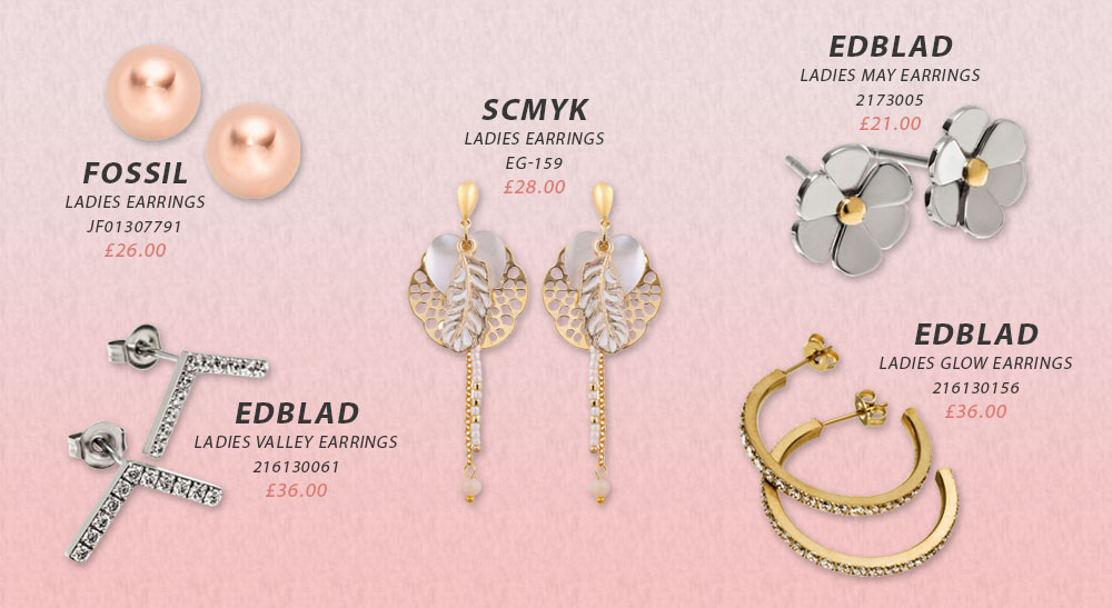 Earrings Under £50