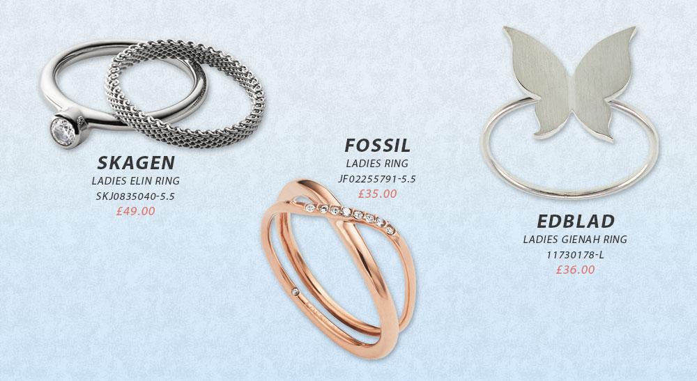 Rings Under £50