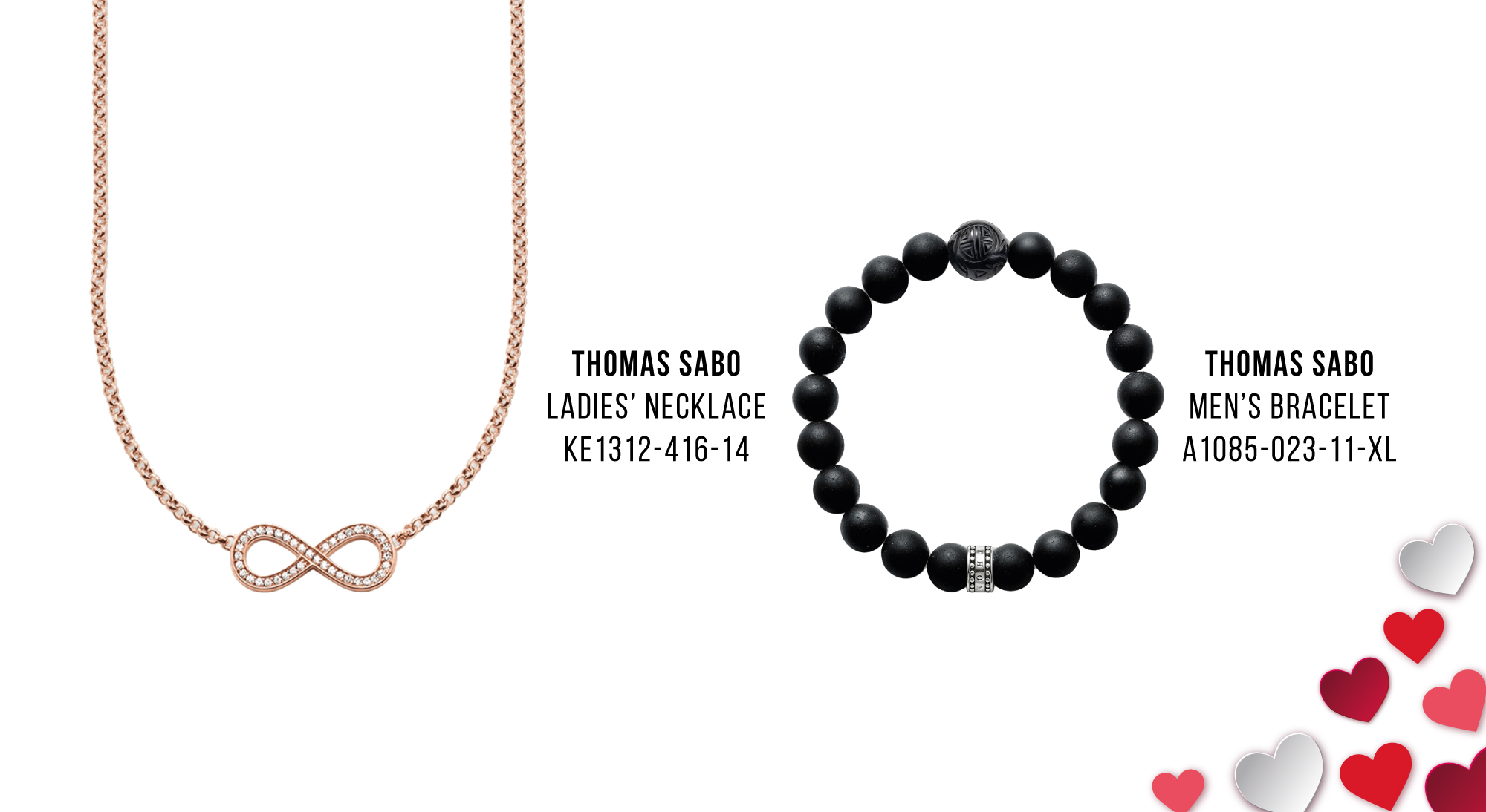Luxury Valentine's Day Gifts Thomas Sabo jewellery