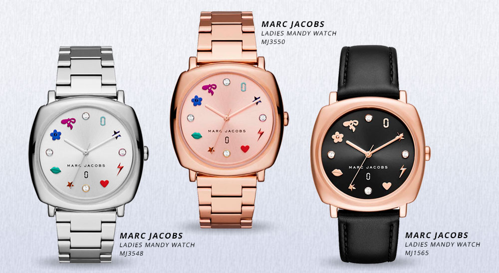 Marc Jacobs Watches Mandy