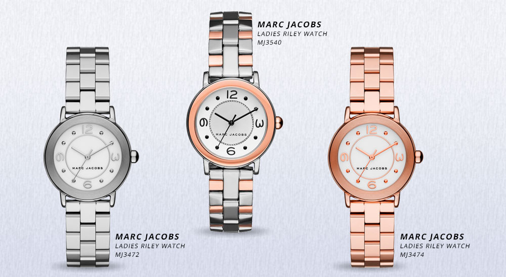 Marc Jacobs Watches Riley