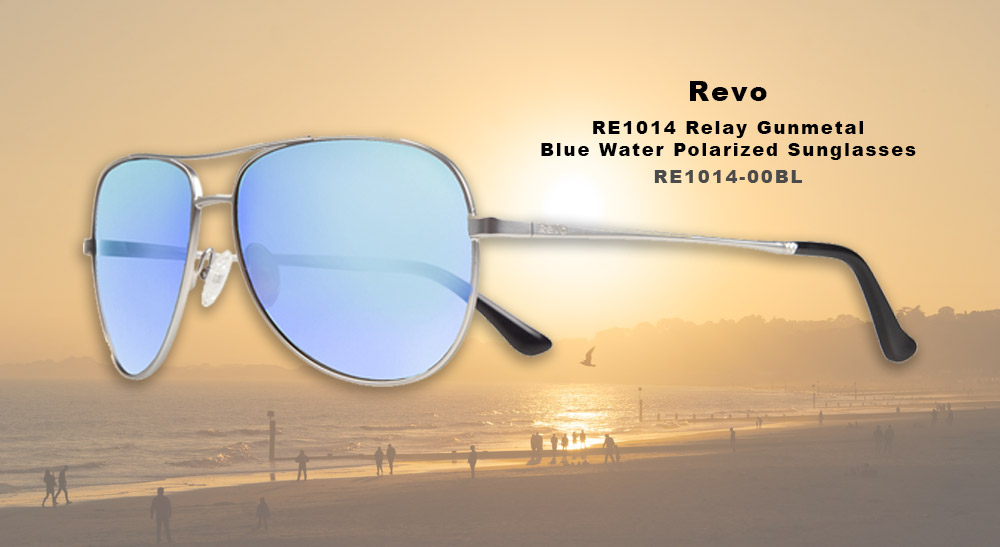 fb95fbf53cf WIN a stylish pair of Revo Sunglasses