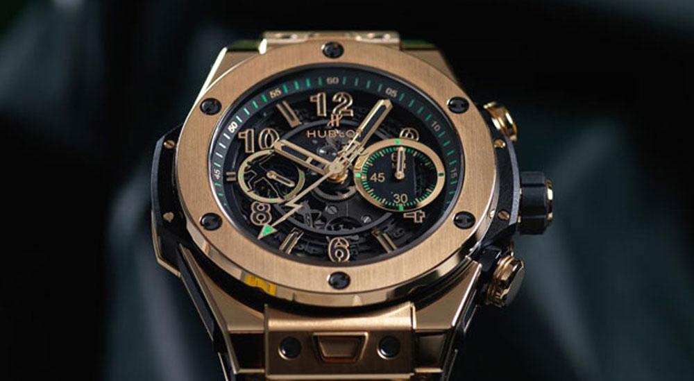 Usain Bolt watch