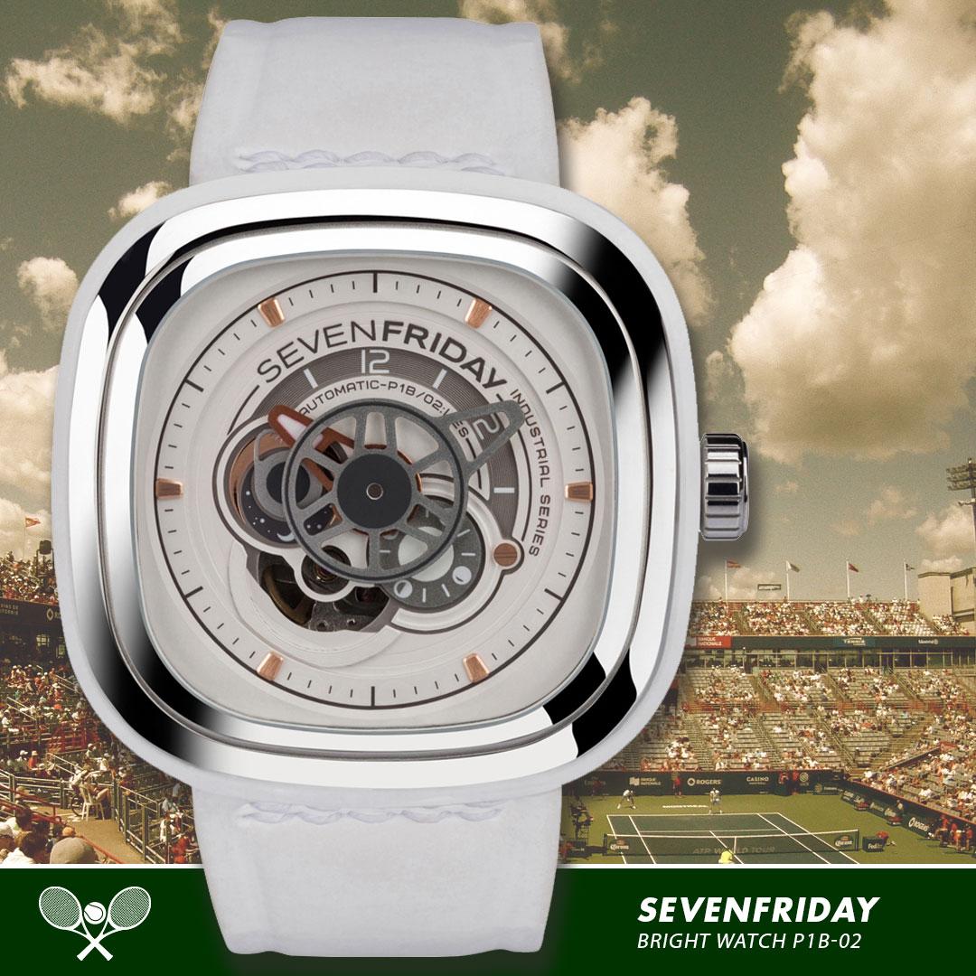 Sevenfriday Watch P1B-02