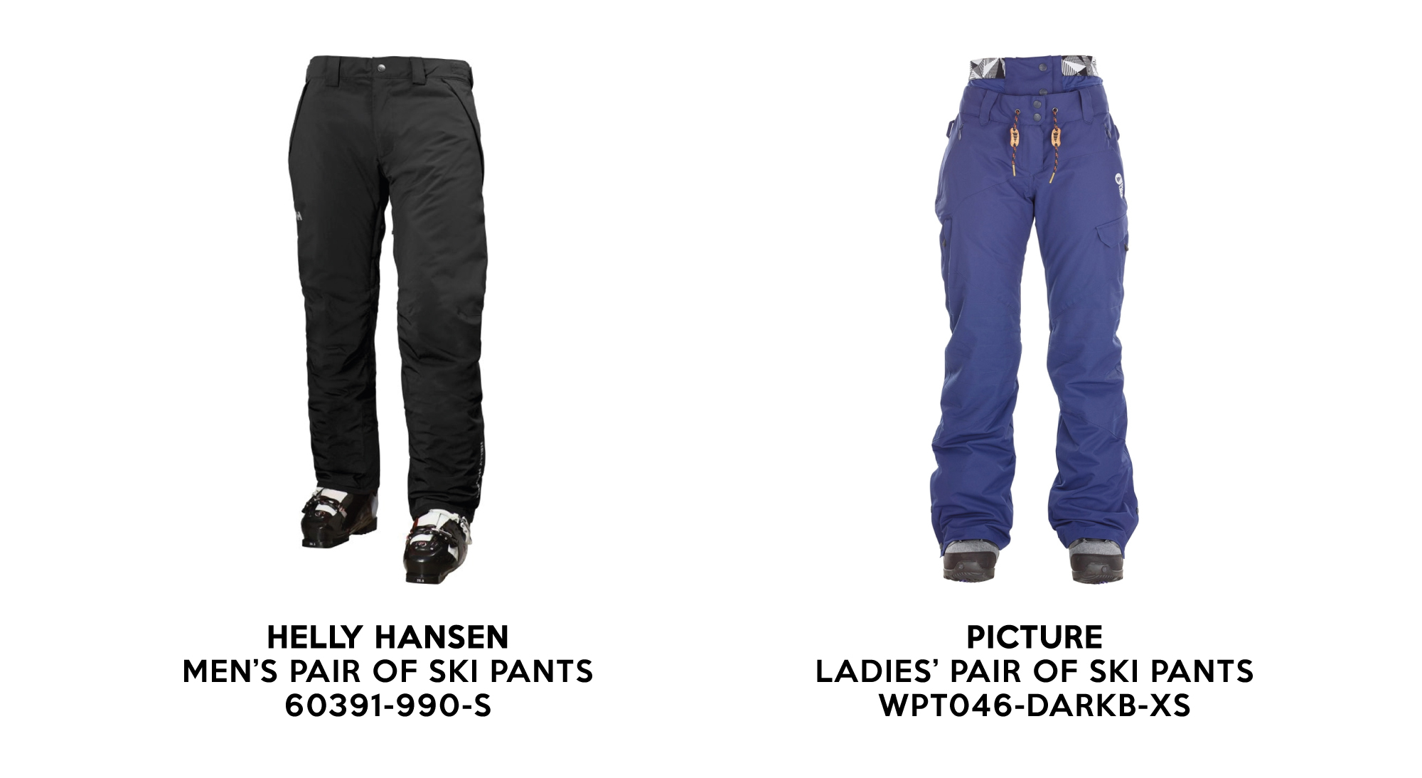 WinterAccessories2018 Ski Trousers