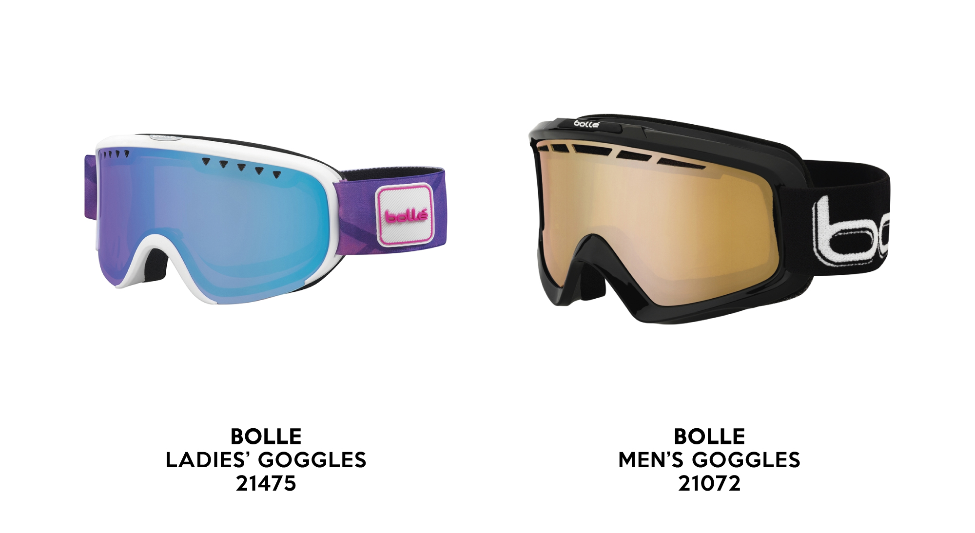 WinterAccessories2018 Goggles