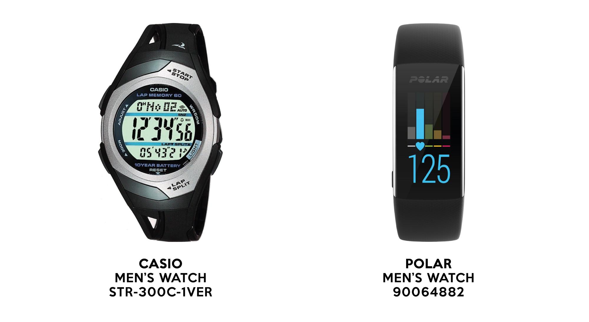 WinterAccessories2018 Sports Watches