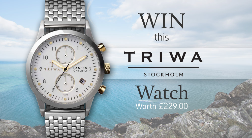 Triwa Watch Competition