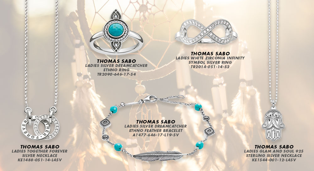 Ladies' Thomas Sabo Jewellery