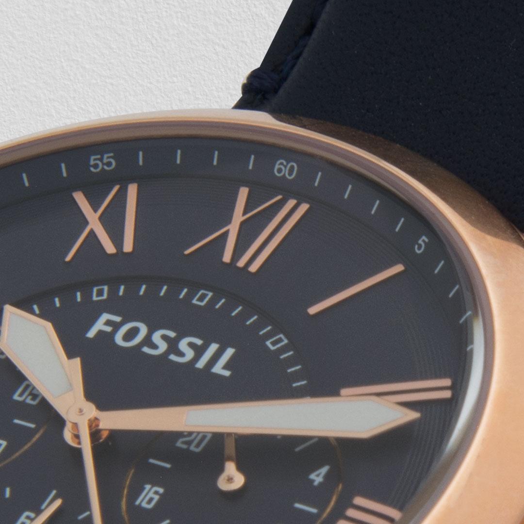 Fossil Watch FS4835 Closeup