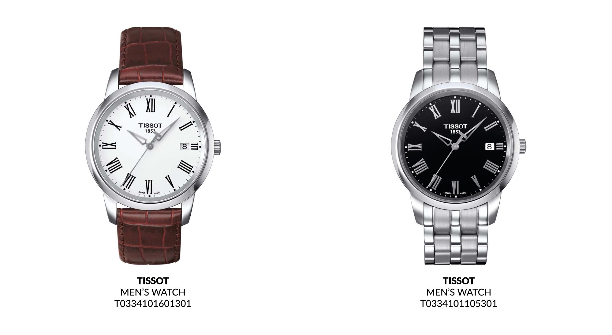 Tissot Men's T-Classic