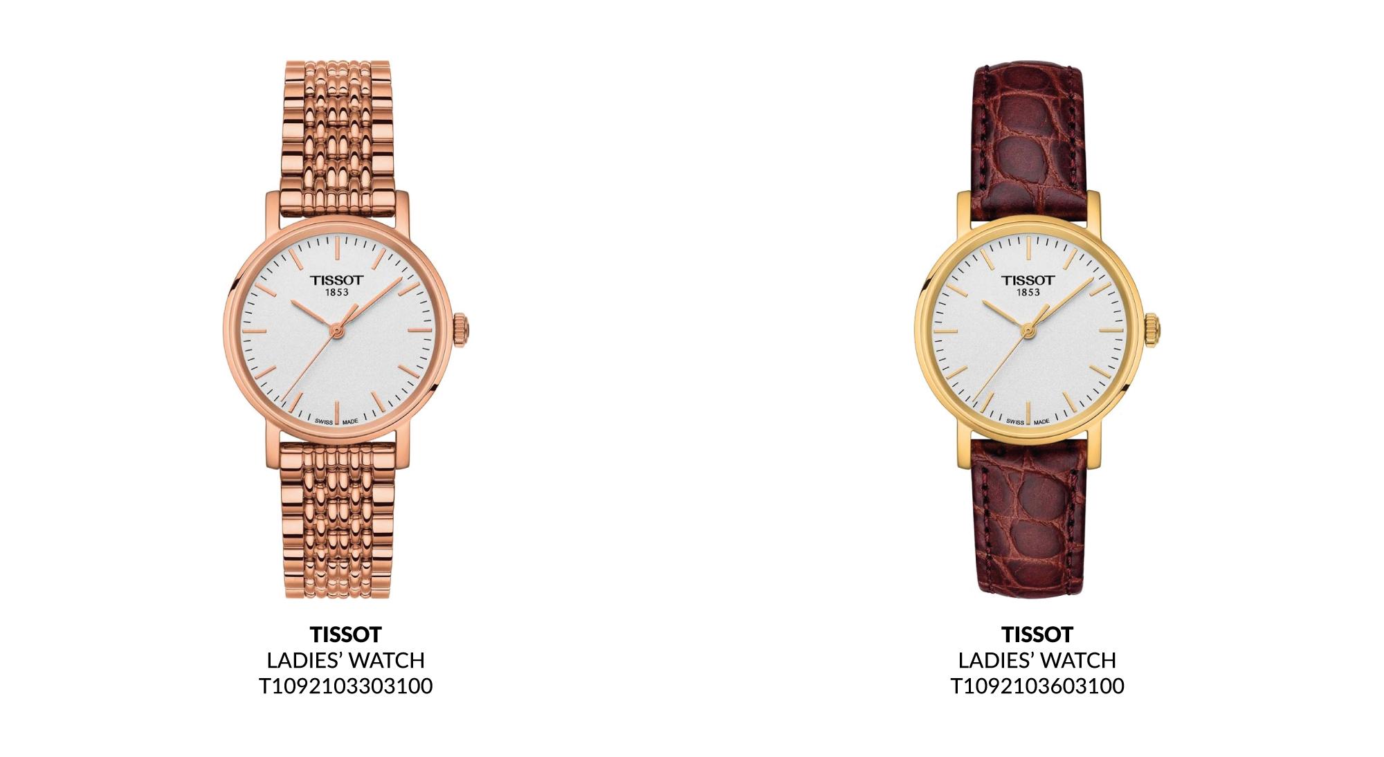 Tissot Ladies' T-Classic