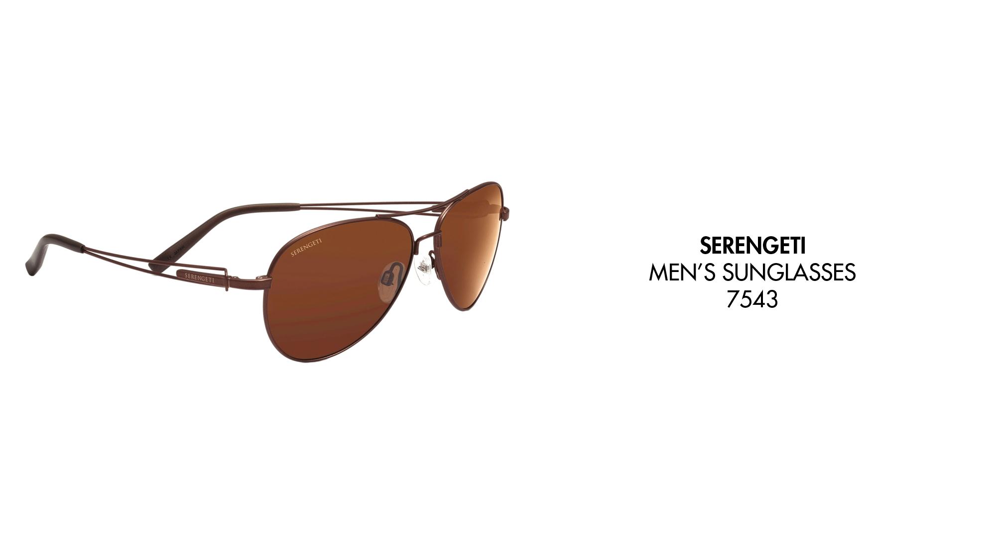 daf2caaf99f2 Serengeti 7665 Sassari Shiny Gunmetal Polarized Drivers Sunglasses- £156
