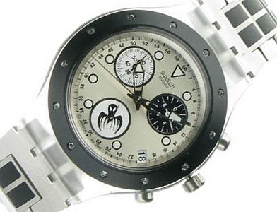 Часы наручные  с широким ремешком
