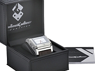 Example image of the Black Dice watch packaging
