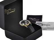 Example image of the Charles Conrad watch packaging