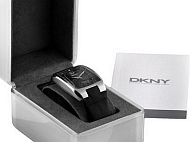 Example image of the DKNY watch packaging