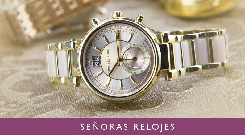 Relojes Senoras