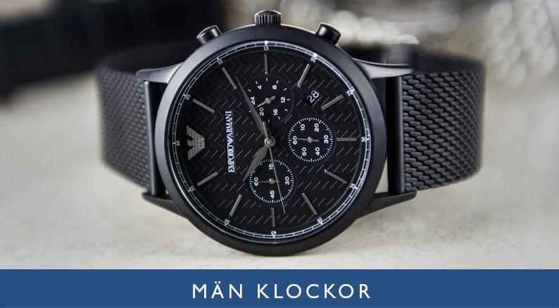 Man Klockor